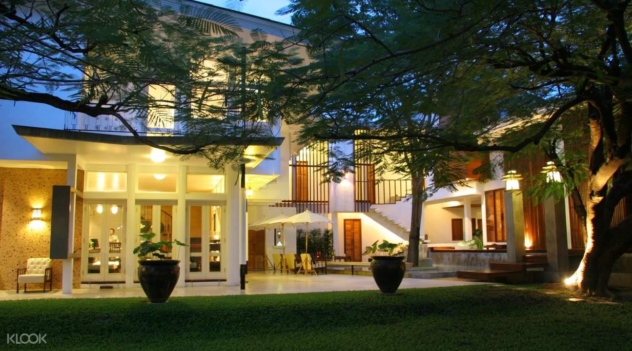 曼谷Oasis Spa 綠洲水療