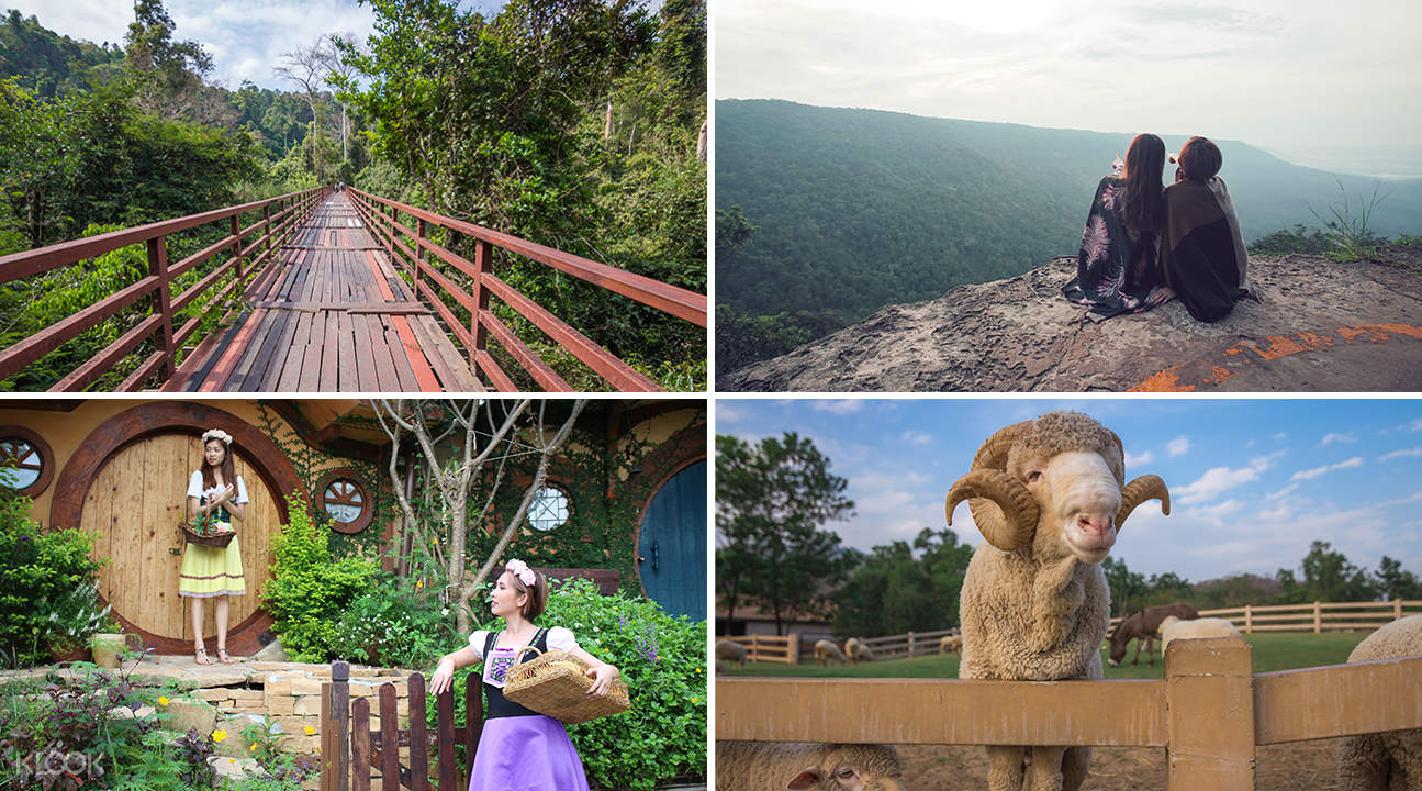 khao yai national park attractions