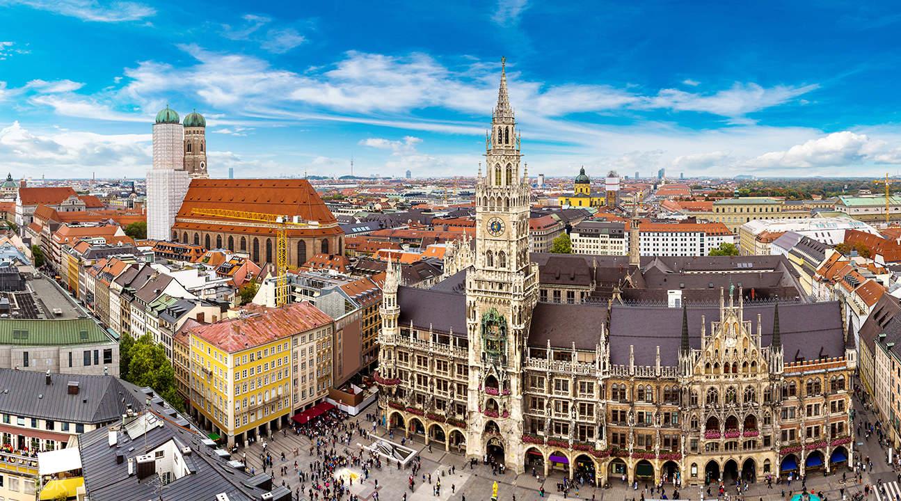 巴伐利亞電影城與城市觀光