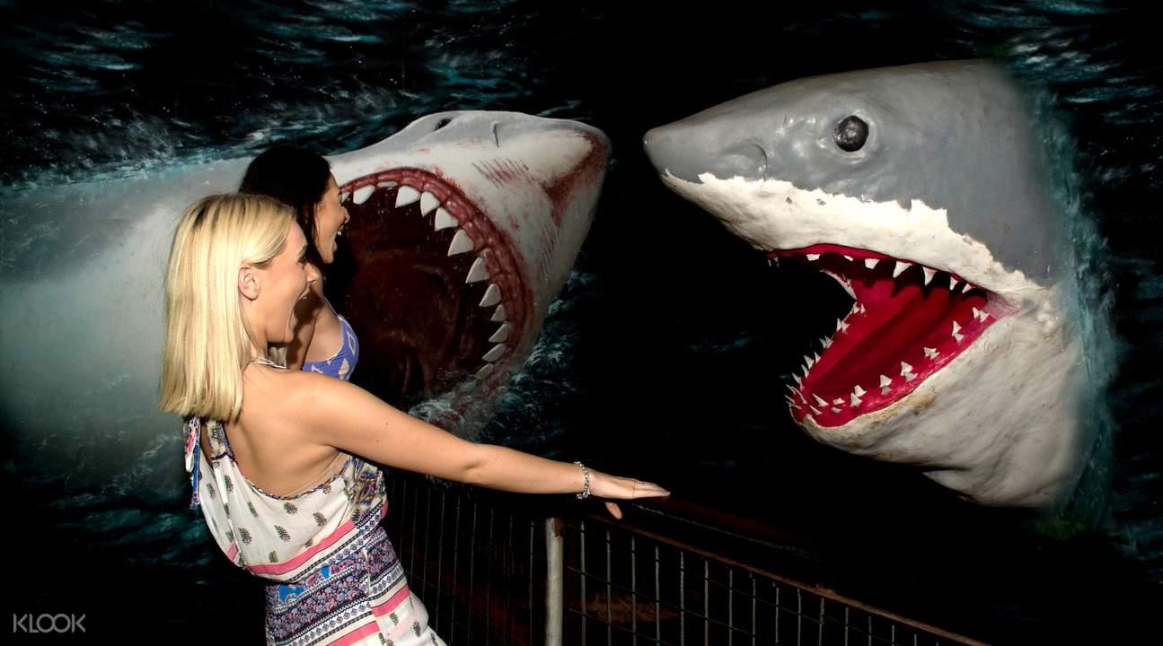 鬼屋食人鲨
