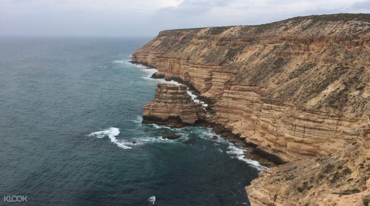 卡巴里國家公園紅崖