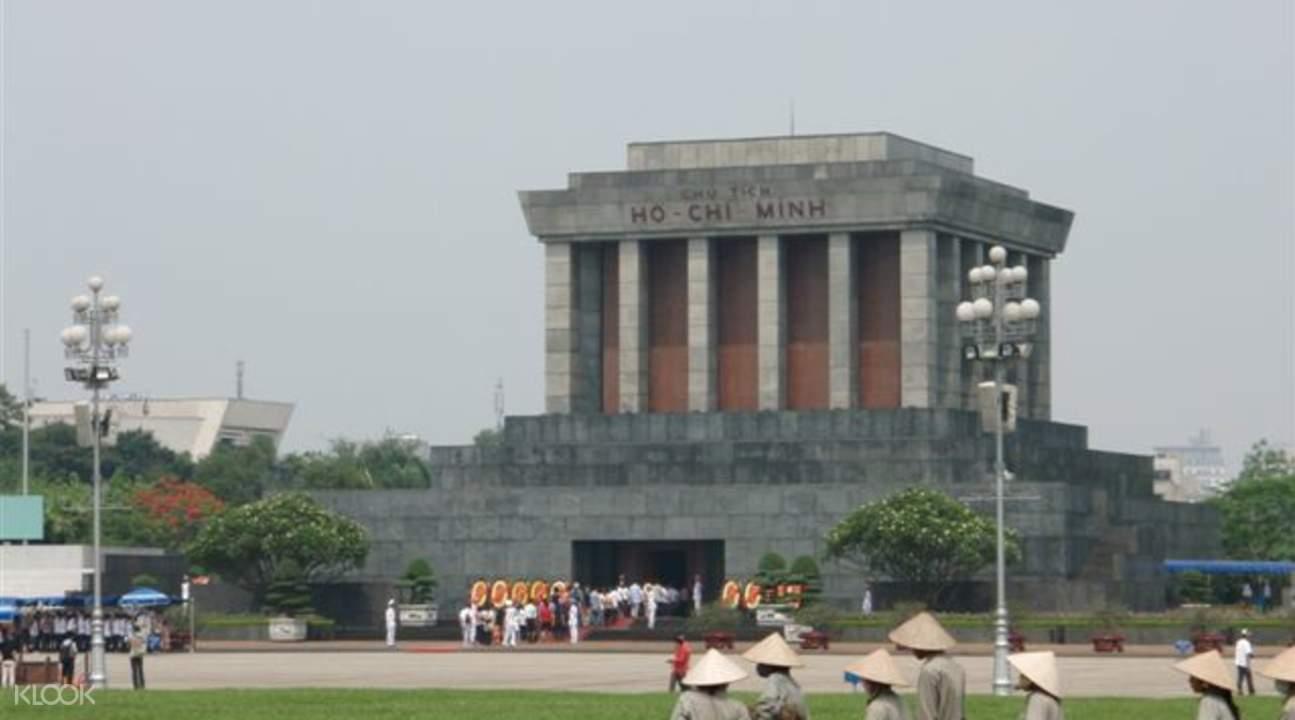 胡志明陵墓