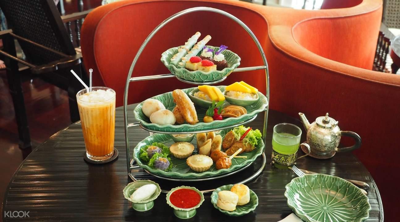 Erawan Tea Room Afternoon Tea At The Grand Hyatt Klook
