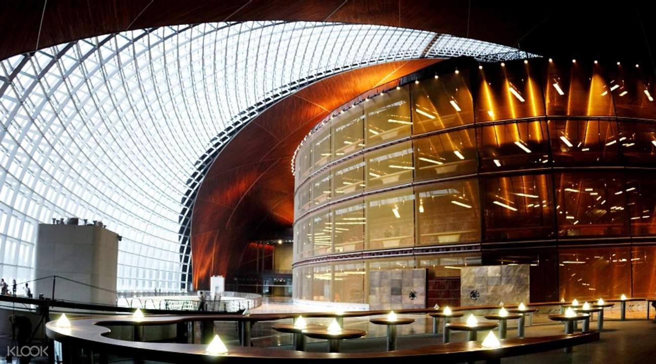 北京國家大劇院門票