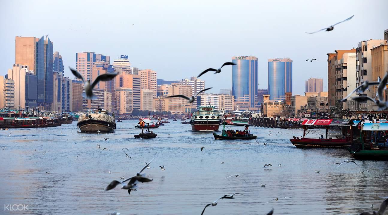 迪拜傑貝阿裏港