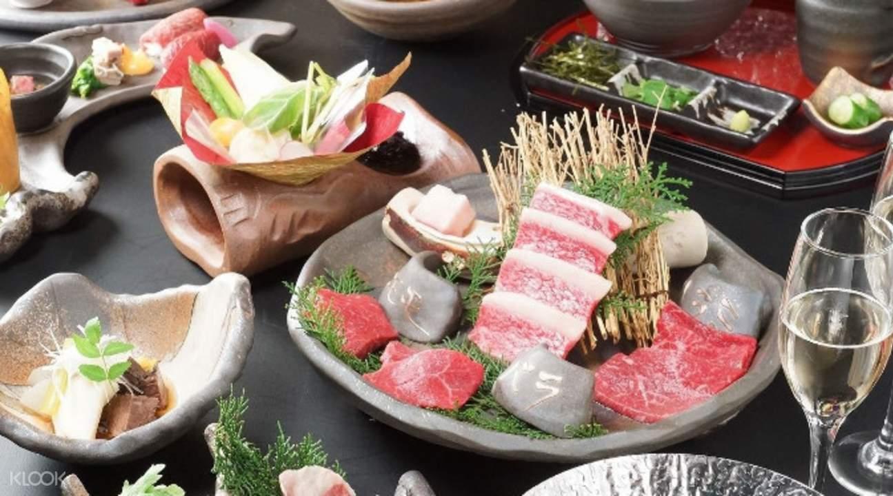 klook reservation gin namba osaka japan