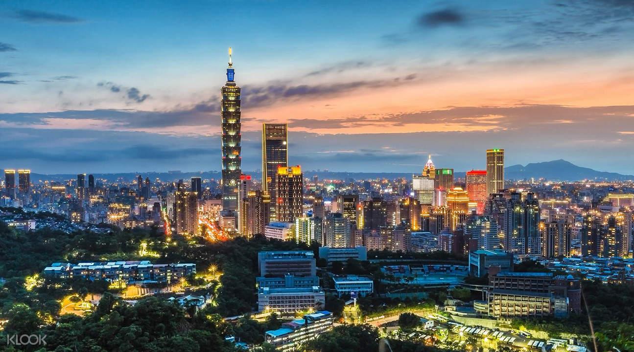 台湾跨城市包车游览一日游
