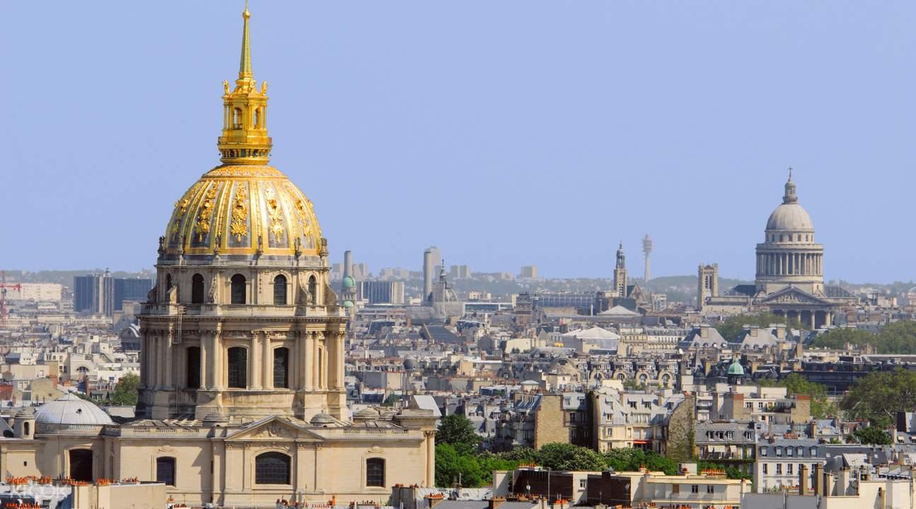 巴黎榮軍院開門時間