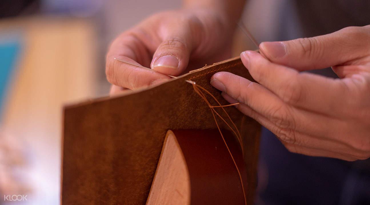 新加坡手作皮革工坊