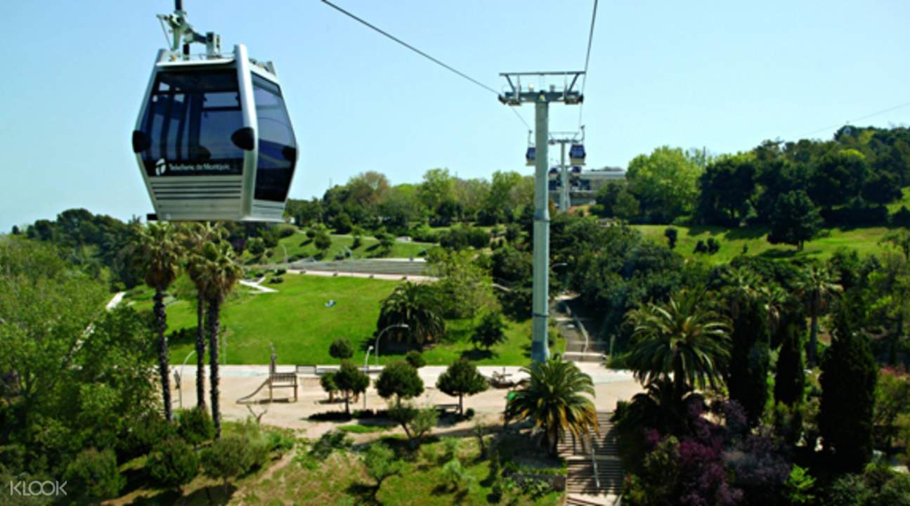 montjuic cable car barcelona tickets, montjuic cable car ticket, cable car from montjuic, montjuic hill cable car, barcelona cable car in montjuic hill