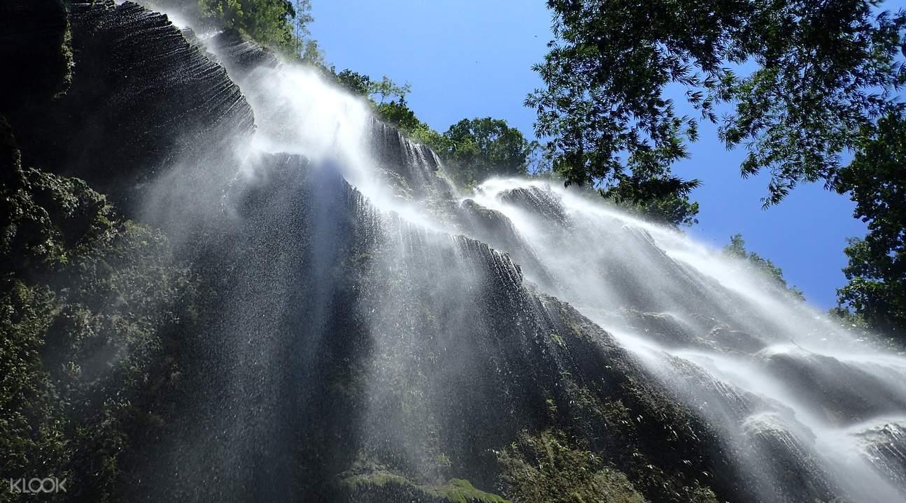 宿霧Tumalog瀑布