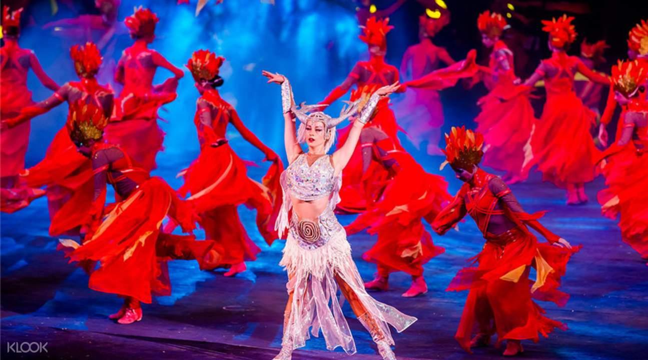 廣州長隆國際馬戲大劇院表演門票