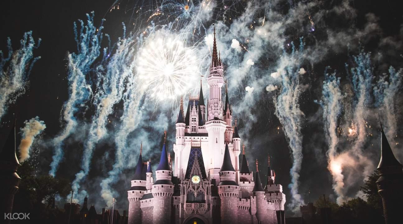奧蘭多華特迪士尼樂園一日門票