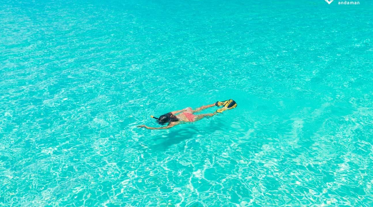 maiton island snorkeling