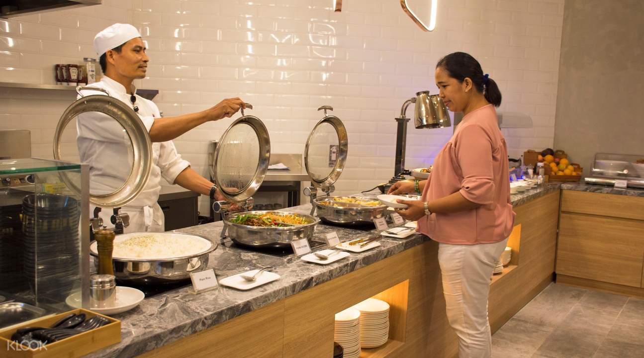 Mactan Cebu International Airport Lounge Service