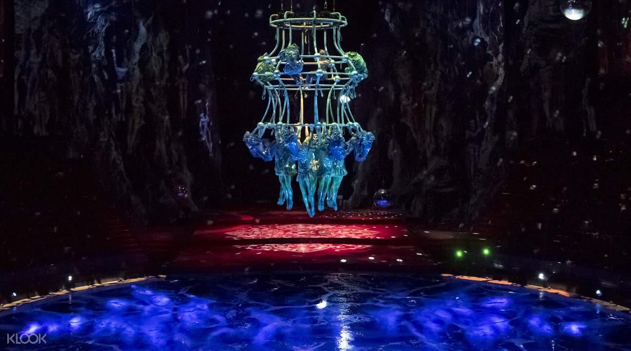 house of dancing water macau