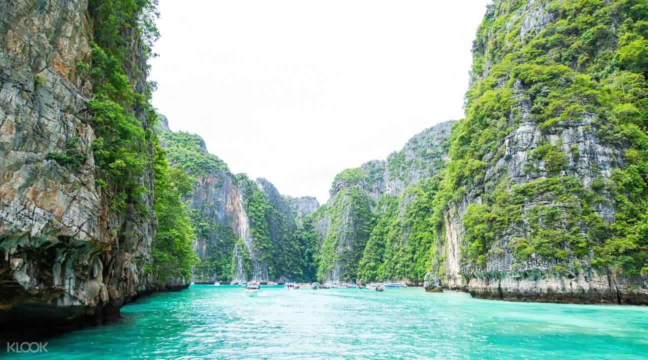 speedboat tour from phuket