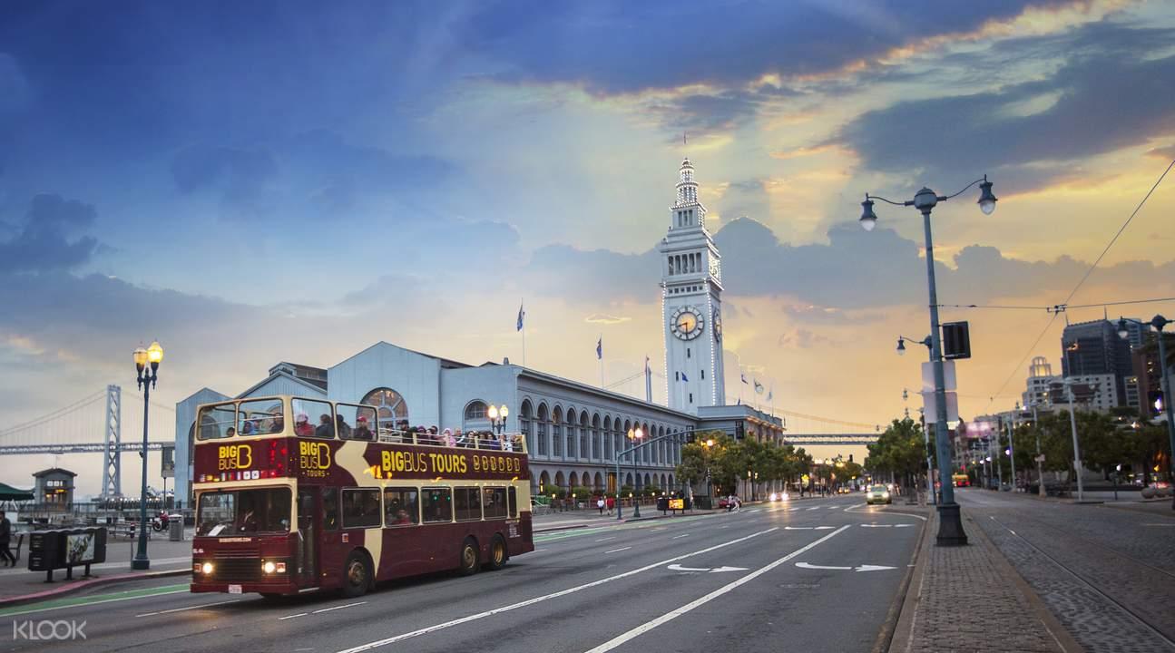 旧金山巴士两日通票