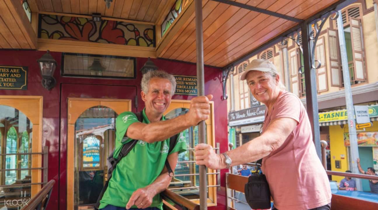 新加坡獵奇巴士遊覽之旅