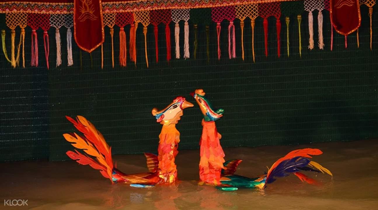 越南水上木偶戲
