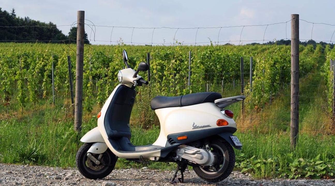 佛羅倫薩郊外摩托車之旅