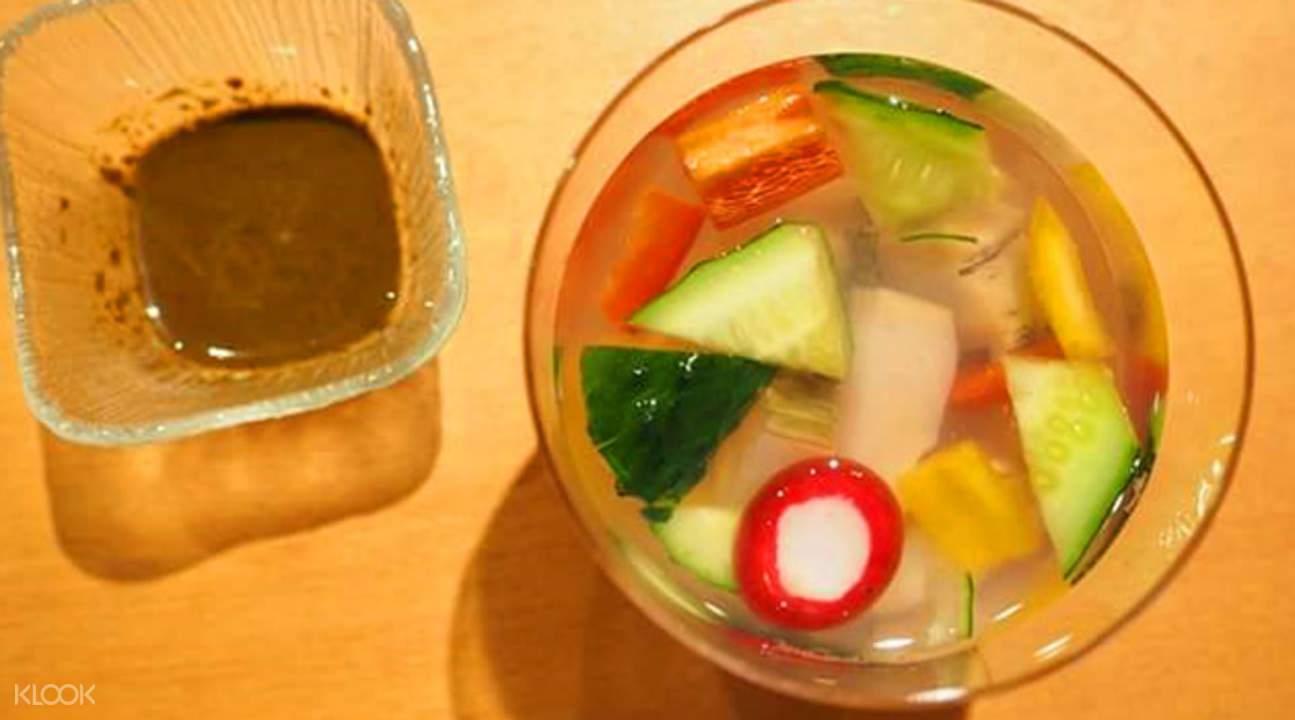 东京新桥米其林餐厅
