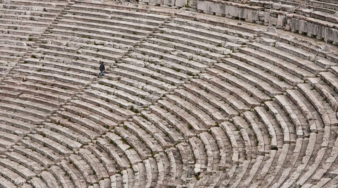epidaurus theater greece