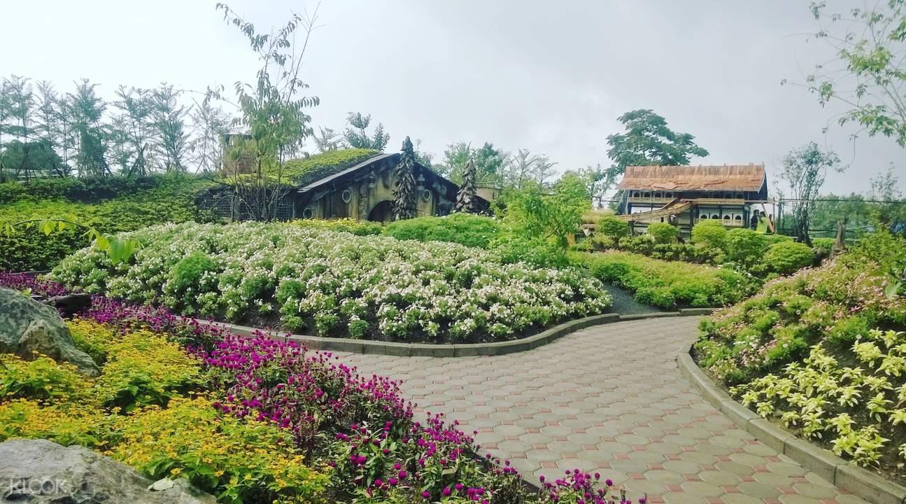 印尼万隆伦邦Farm house