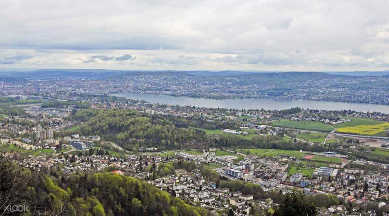 zurich and surrounding area tour