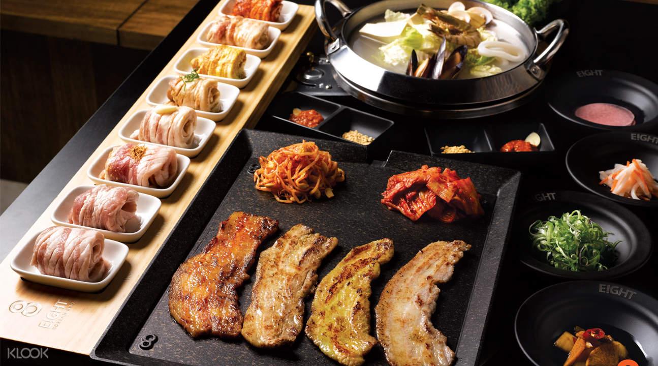 新加坡 韩国烤肉 8 Korean BBQ - 克拉码头