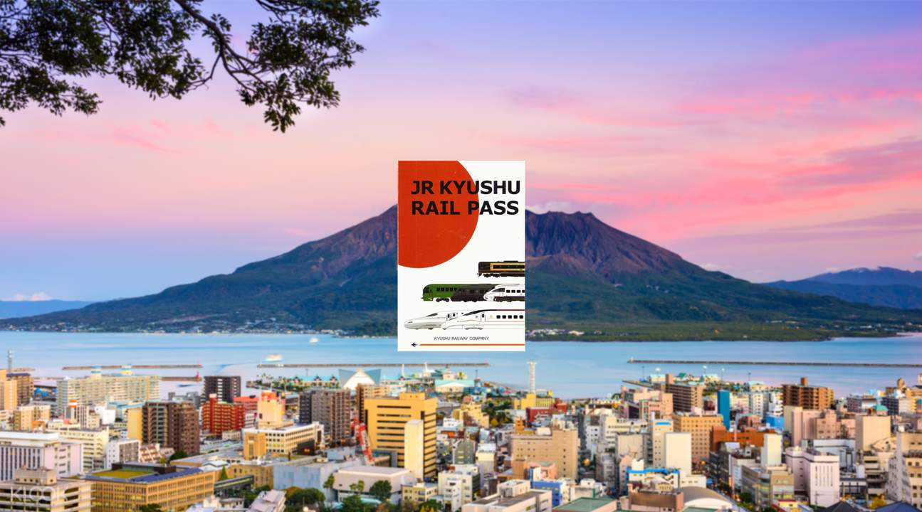 jr all kyushu area rail pass