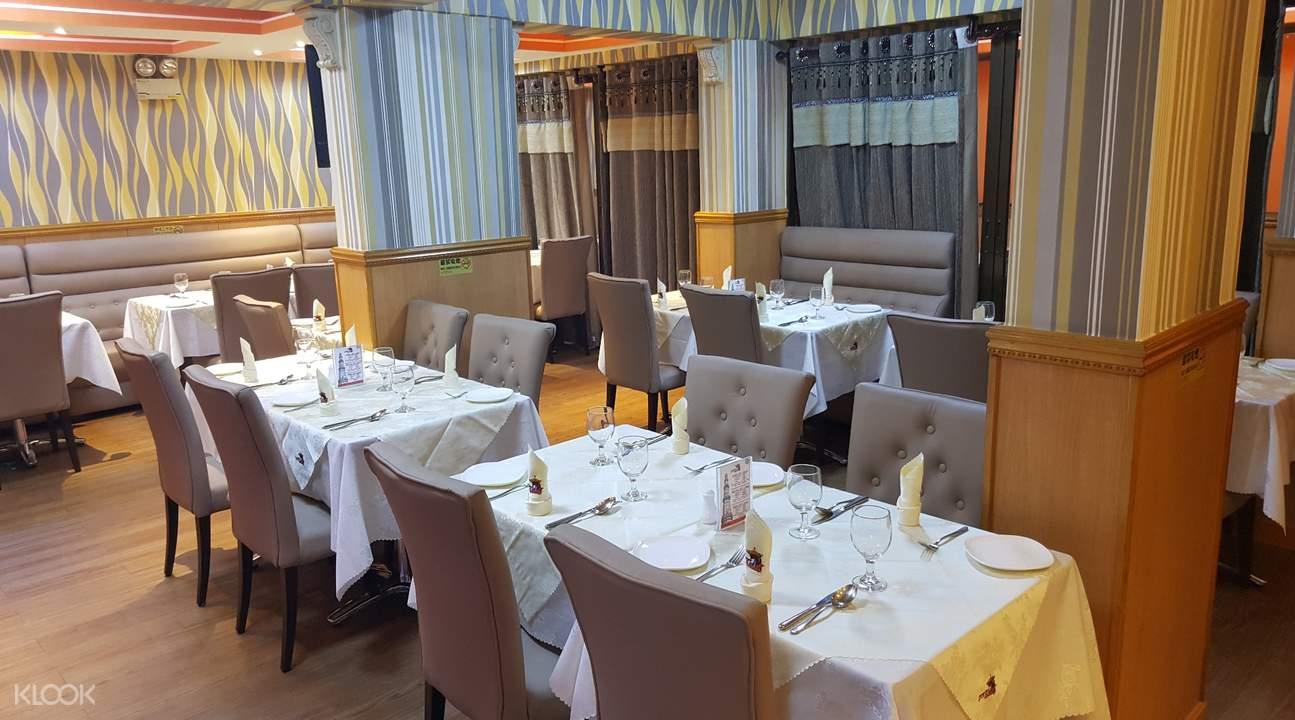 香港 尖沙咀 皇桥印度餐厅