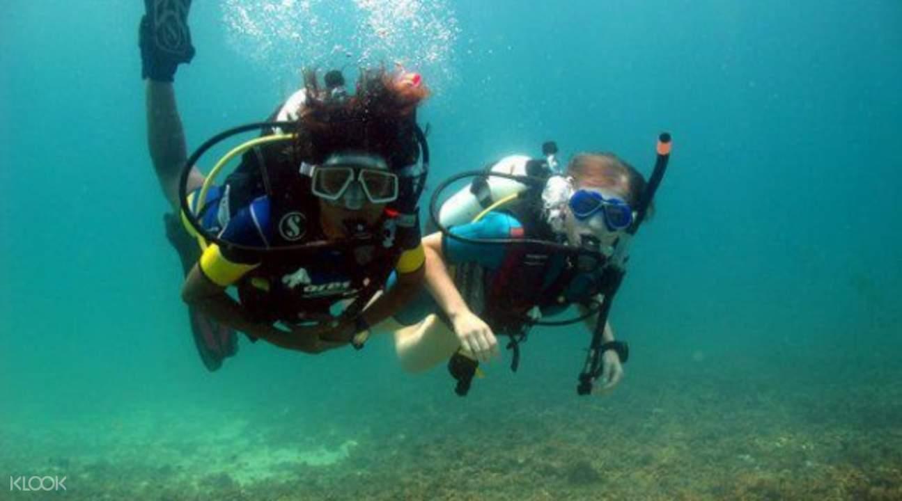Kolad scuba diving
