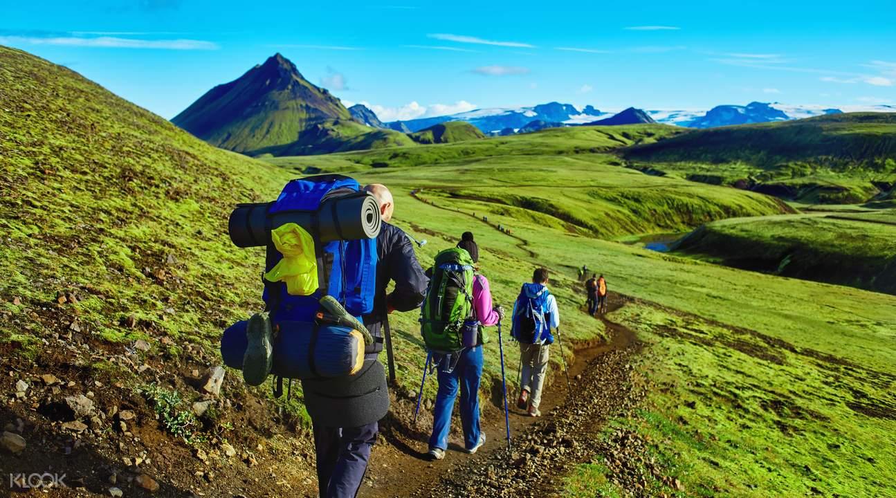 Landmannalaugar Hiking Day Tour
