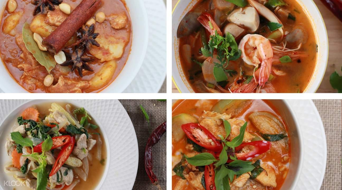 Mama Noi 泰式烹饪課