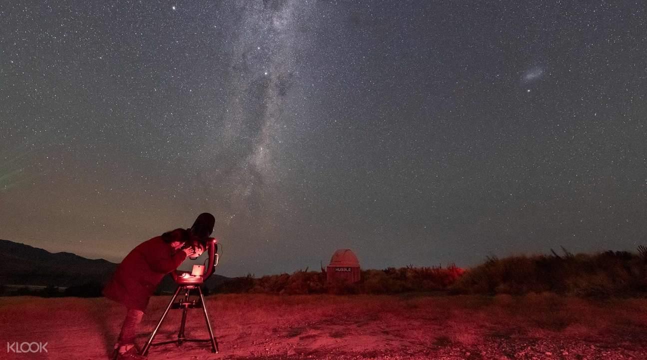考文天文台,紐西蘭蒂卡波湖,紐西蘭觀星之旅,紐西蘭南島旅遊