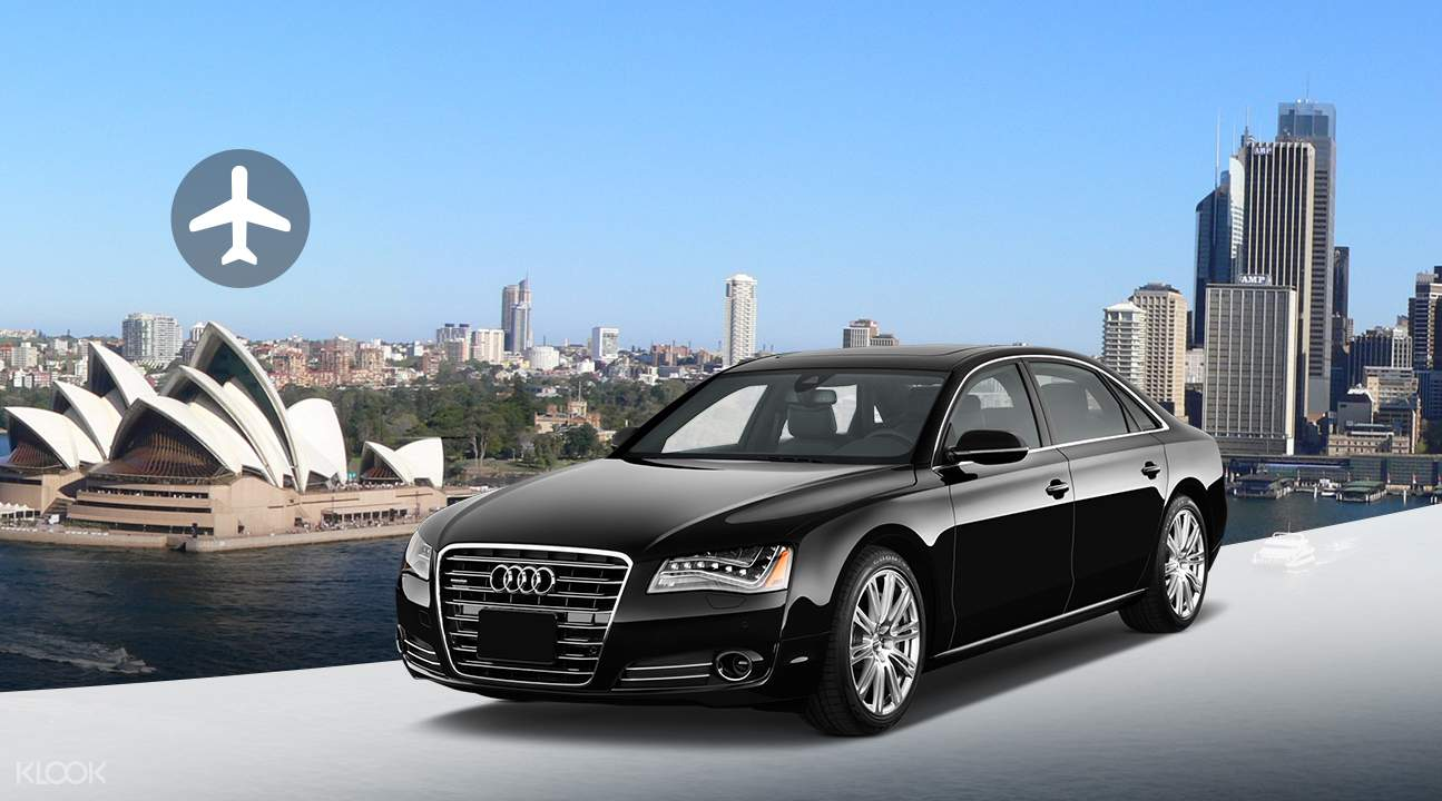 Private Sydney Airport (SYD) Luxury Transfers for Sydney