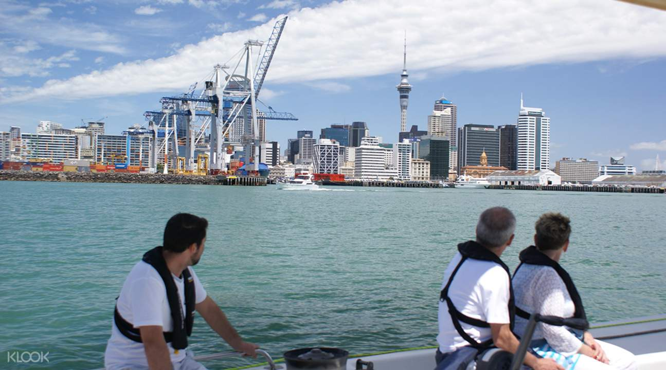 Amercica's Cup Match Race auckland