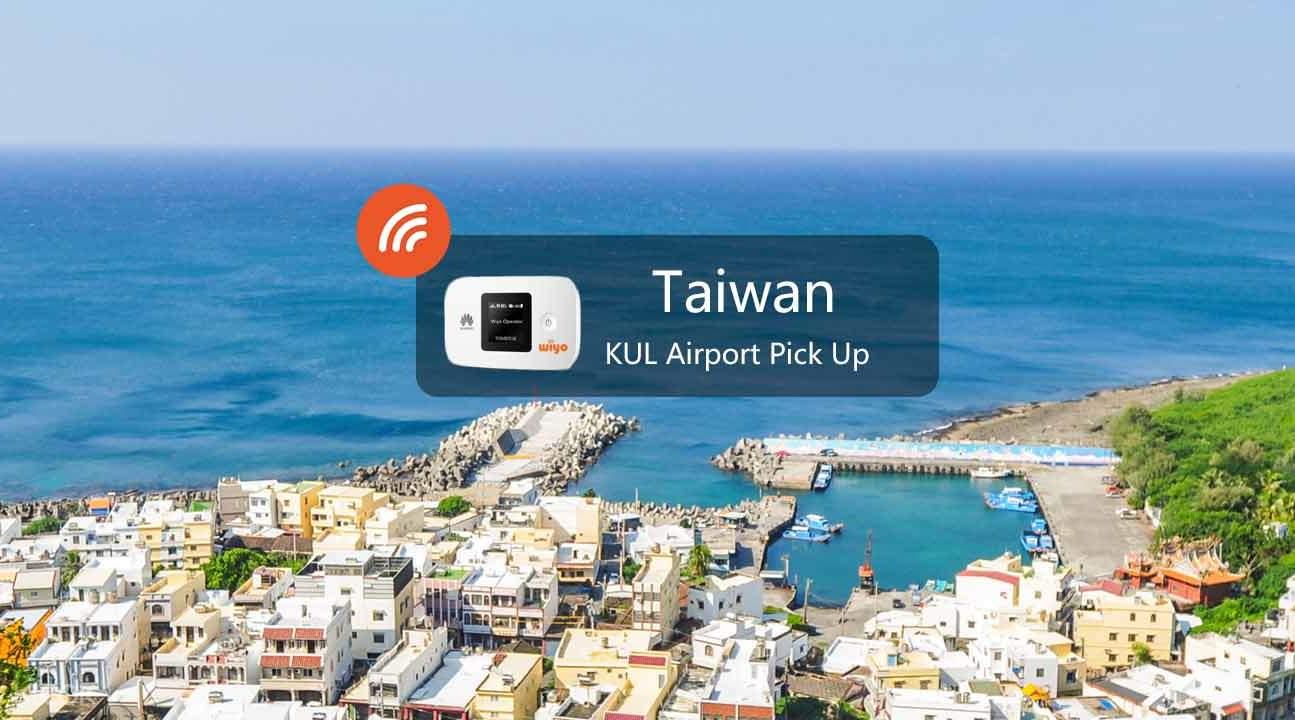 taiwan wifi kul pick up