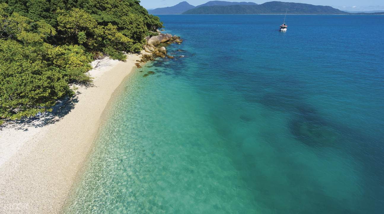 How to get to Fitzroy Island
