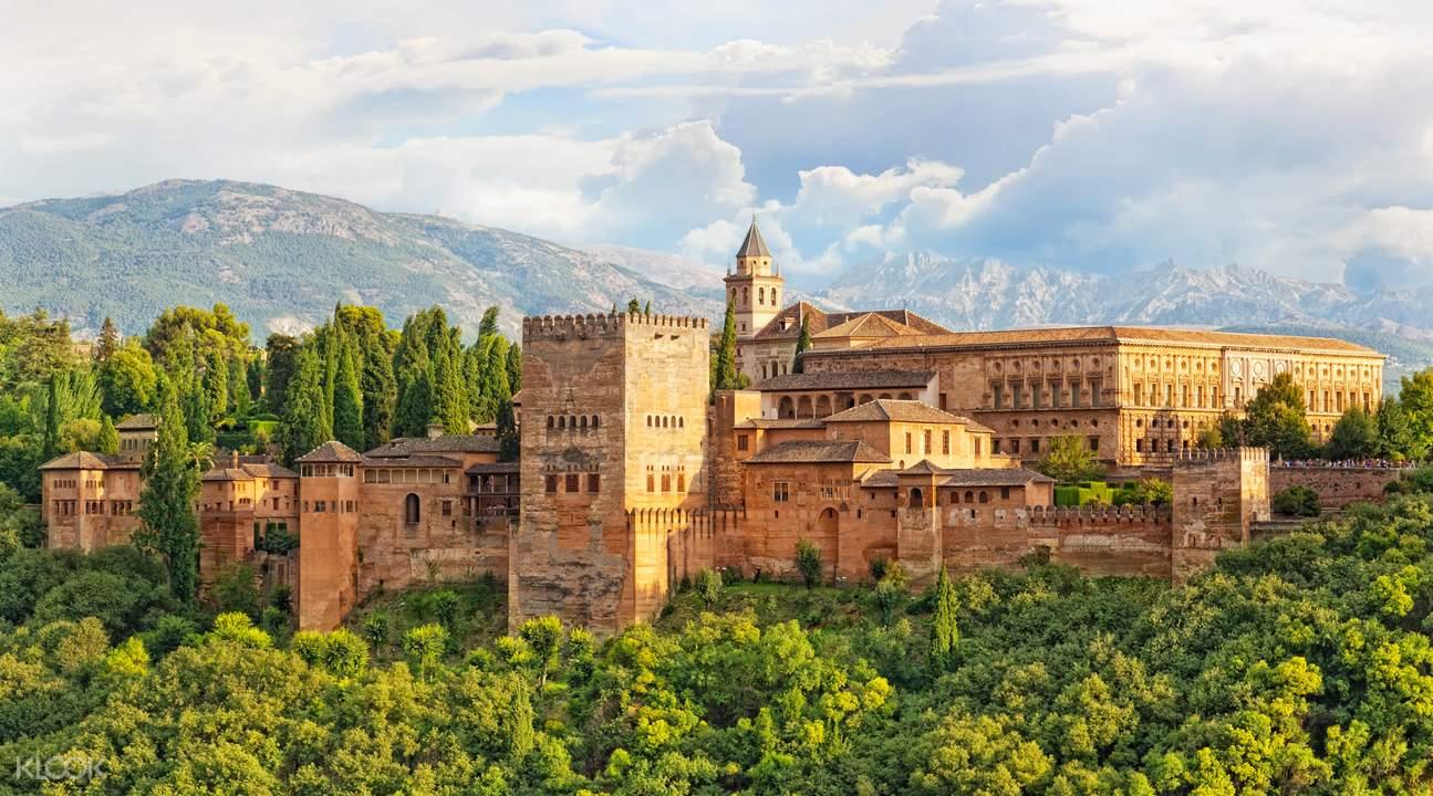 阿爾罕布拉古阿拉伯堡壘