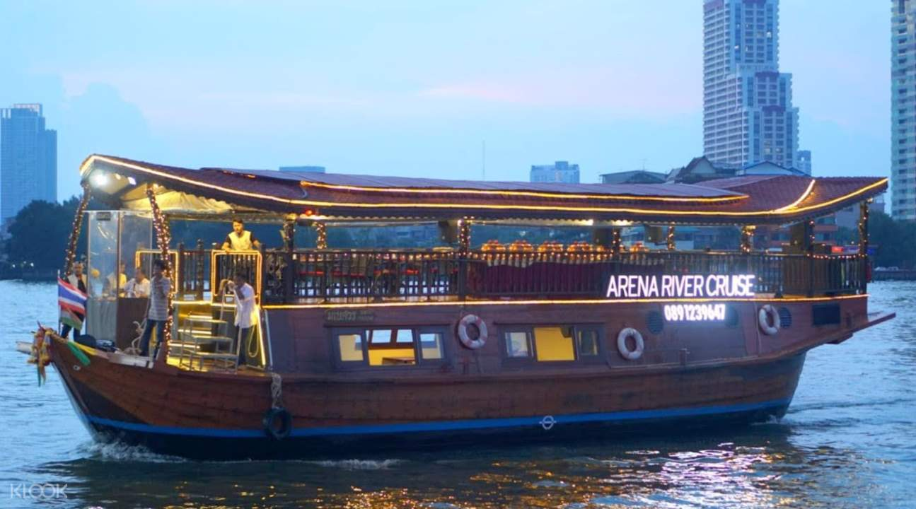 thailand arena river cruise