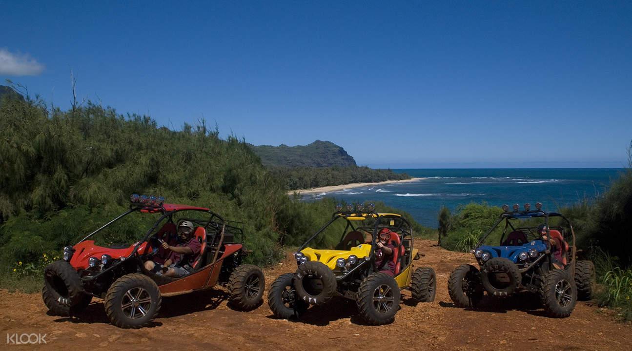 Hawaii Island Atv Tour