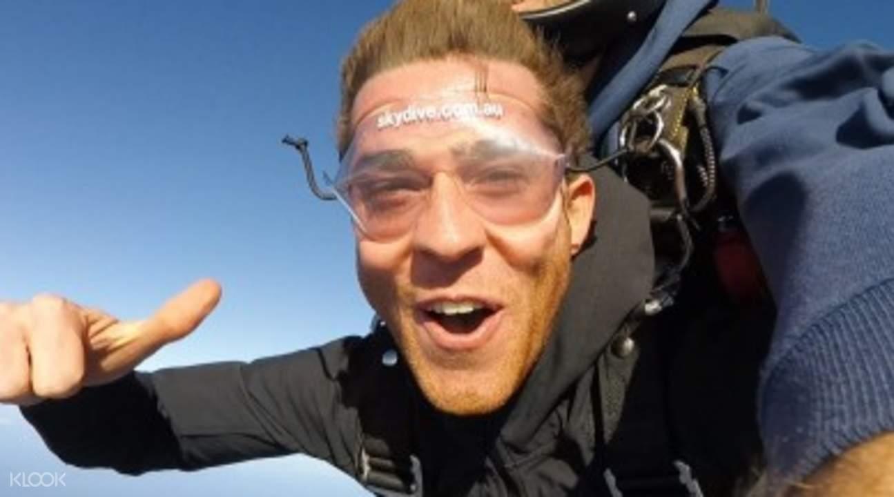 melbourne skydive