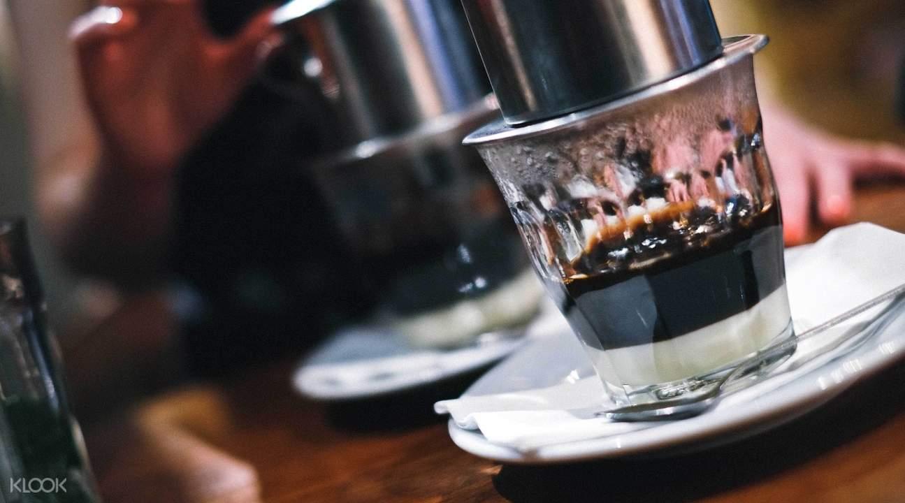 會安美食 越南咖啡