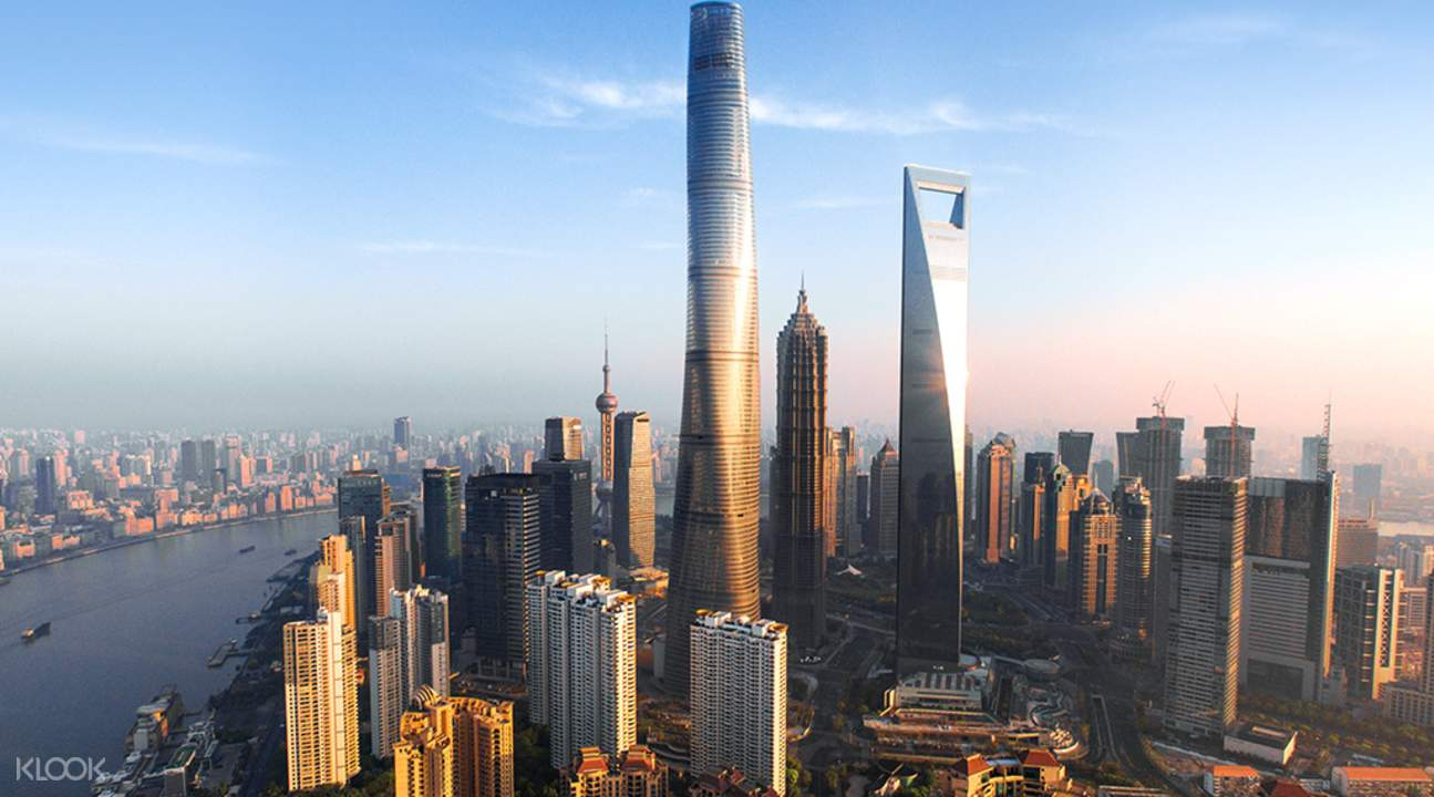 shanghai tower skyscraper