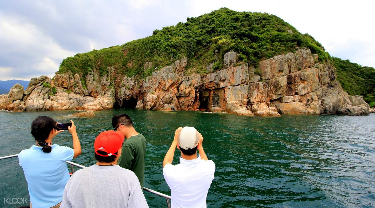 Sai Kung Islands