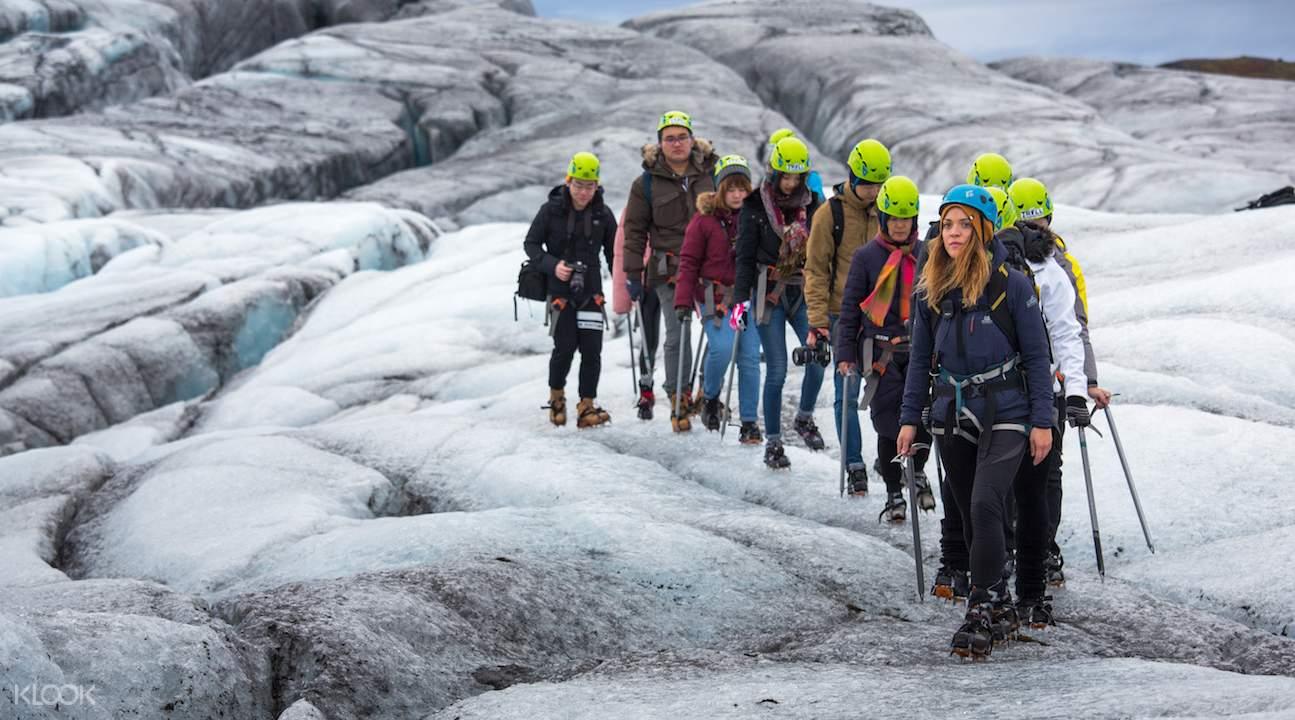Vatnajökull glacier hike, svínafellsjökullexcursion, svínafellsjökullin skaftafell iceland, svínafellsjökullglacier tongue, skaftafell national park