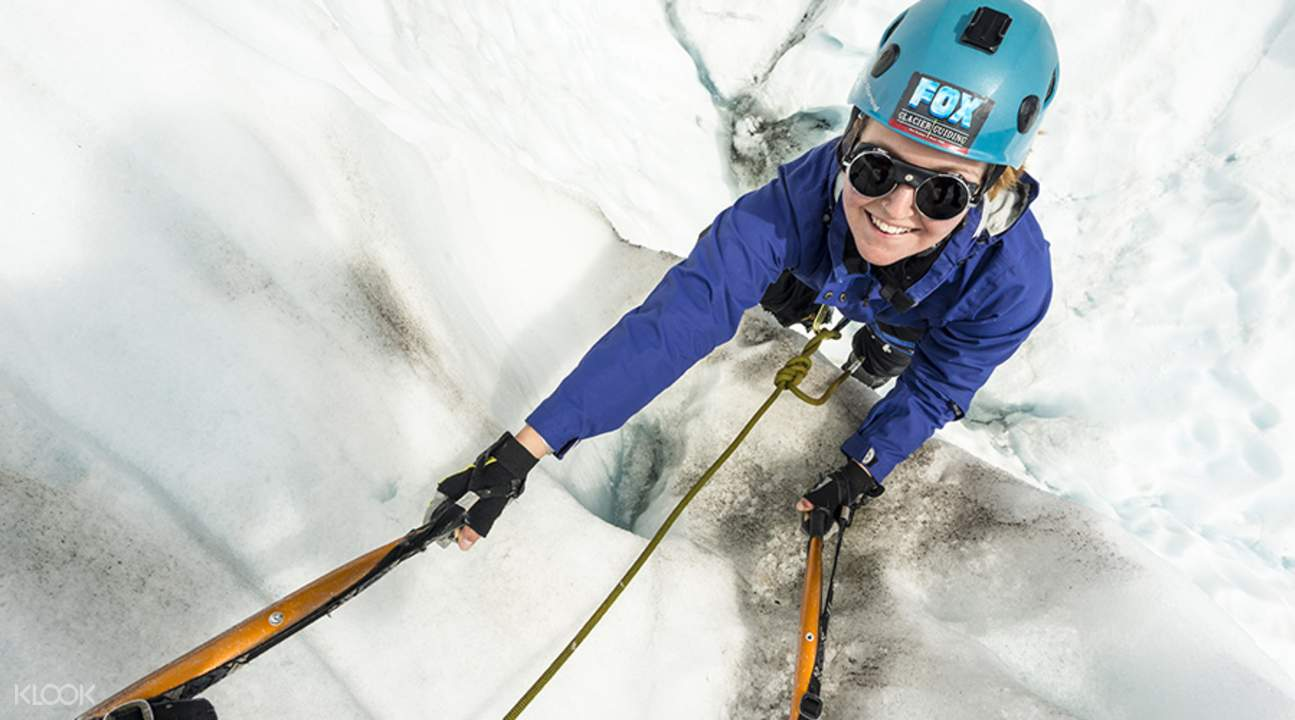 福克斯冰川攀登之旅
