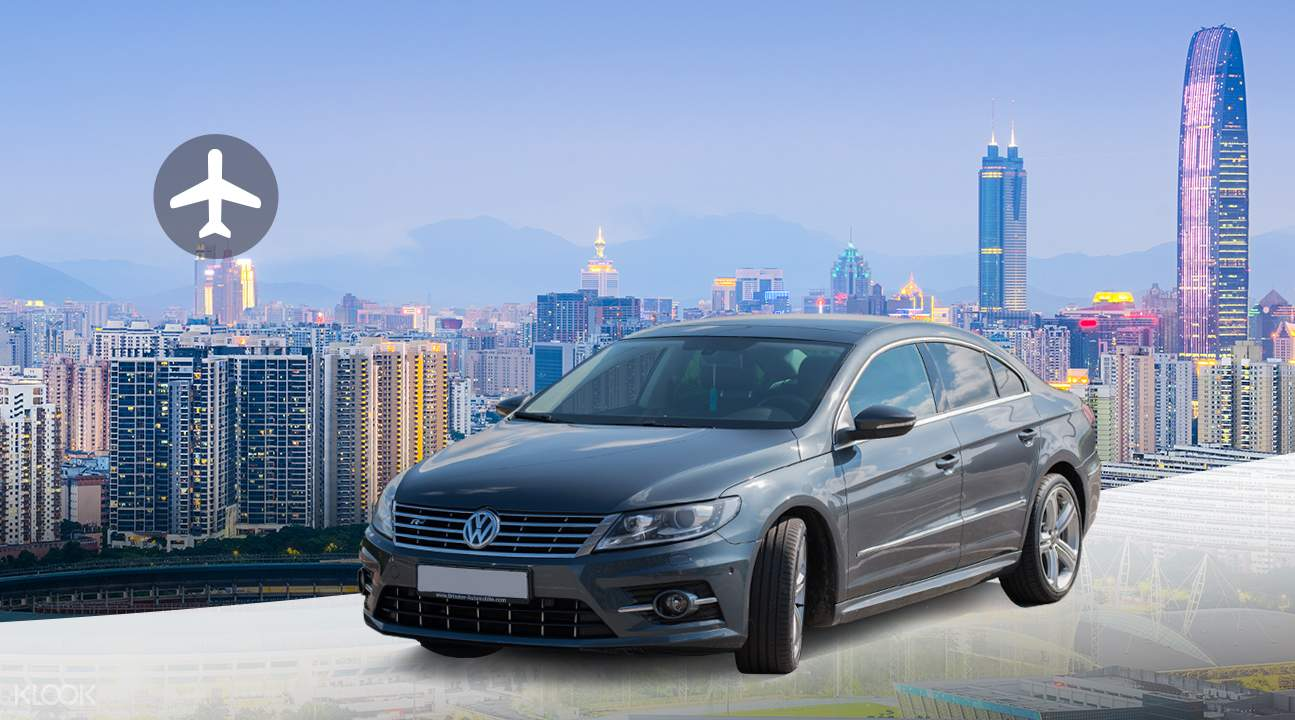 Airport Transfers for Shenzhen City